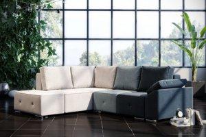 Модный модульный диван Фанки - Мебельная фабрика «Woodcraft»