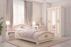 Модульная детская Алиса 3 - Мебельная фабрика «Мебельсон»