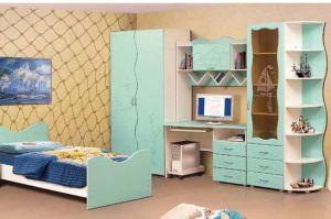 Модульная детская мебель Море - Мебельная фабрика «Аджио»