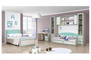 Модульная детская Миндаль - Мебельная фабрика «Олмеко»