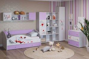 Модульная детская Симба - Мебельная фабрика «ТМК (Техномебель)»