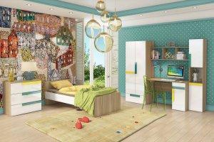 Модульная детская Умка - Мебельная фабрика «Столлайн»