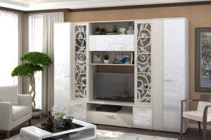 модульная гостиная Асти - Мебельная фабрика «Стендмебель»