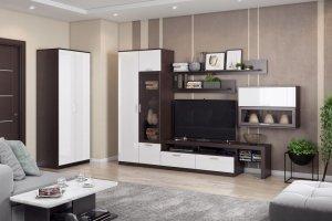 Модульная гостиная Денвер - Мебельная фабрика «Можгинский лесокомбинат»