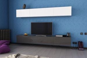 Гостиная модульная Домино - Мебельная фабрика «Форс»