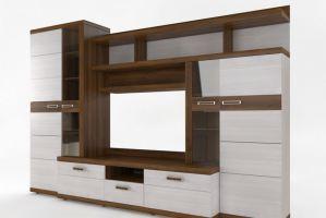 Модульная гостиная Дрезден - Мебельная фабрика «Порта»