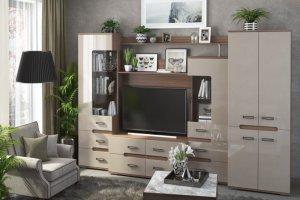 Модульная гостиная Града - Мебельная фабрика «Стендмебель»