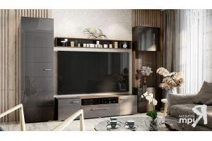 Модульная гостиная Харрис - Мебельная фабрика «ТриЯ»