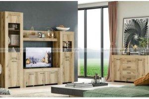 Модульная гостиная Квадро - Мебельная фабрика «Астрид-Мебель»