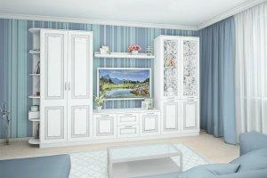 Модульная гостиная Молли - Мебельная фабрика «Диана»