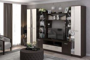 модульная гостиная Ольбия - Мебельная фабрика «Стендмебель»