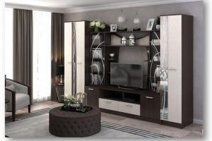 Модульная гостиная Ольбия - Мебельная фабрика «Андрей»