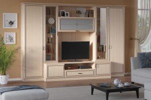 Модульная гостиная Ольга 3 - Мебельная фабрика «Мистер Хенк»