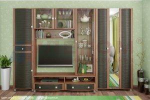 Модульная гостиная Роберта - Салон мебели «РусьМебель»