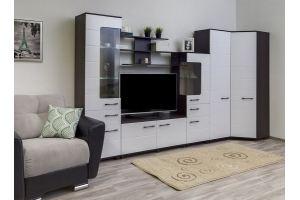 Модульная гостиная Самба - Мебельная фабрика «Гайвамебель»