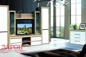 Модульная гостиная Селена - Мебельная фабрика «Зарон»