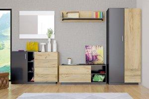 Модульная гостиная Сплит 3 - Мебельная фабрика «Центр мебели Интерлиния»