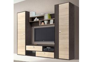 Модульная гостиная Стелла - Мебельная фабрика «Зарон»
