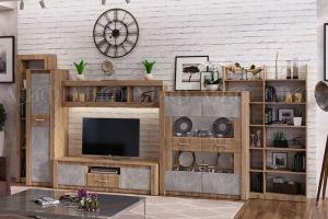 Модульная гостиная Терра - Мебельная фабрика «МиФ»
