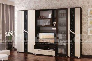 Модульная гостиная Вега - Салон мебели «РусьМебель»