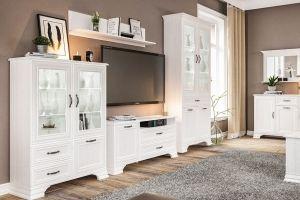 Модульная классическая гостиная Юнона - Мебельная фабрика «Мебель-Неман»