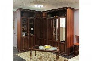 Модульная композиция для гостиной Джоконда - Мебельная фабрика «Миасс Мебель»