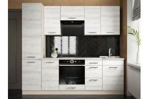 Модульная кухня Альфа 1 - Мебельная фабрика «БУРЭ»