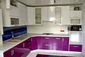 Модульная кухня Барокко Некст - Мебельная фабрика «Барокко Плюс»