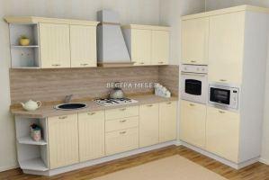 Модульная кухня Бежевый матовый - Мебельная фабрика «Вестра»