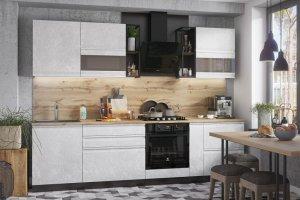 Модульная кухня Бруклин - Мебельная фабрика «Интерьер-центр»