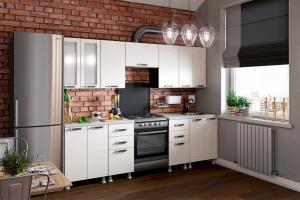 Модульная кухня Чикаго - Мебельная фабрика «Мебельград»