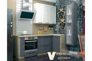 Модульная кухня Dolce Vita Loft - Мебельная фабрика «Вита-мебель»