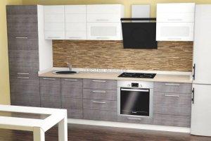 Модульная кухня Эдем Белое дерево - Мебельная фабрика «Вестра»