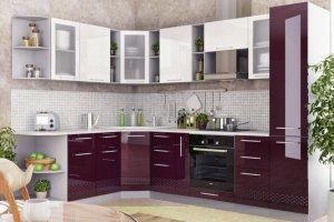 модульная кухня Капля - Мебельная фабрика «ВИКО»