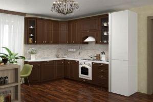 Модульная кухня Модена 2.65х1.90 - Мебельная фабрика «Классика Мебели»