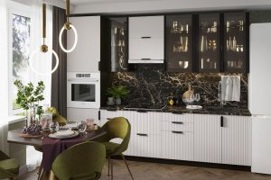 Модульная кухня Норд Line - Мебельная фабрика «Интерьер-центр»