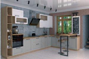 Модульная кухня Палермо - Мебельная фабрика «Империя»