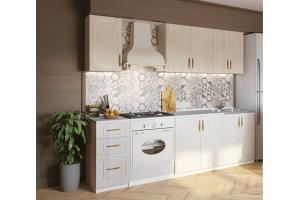 Модульная кухня Прованс - Мебельная фабрика «Приволжская»