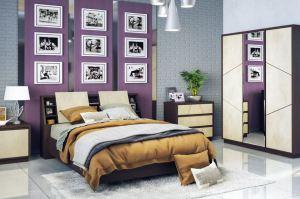 Модульная мебель для спальни Нирвана - Мебельная фабрика «Калинковичский мебельный комбинат»