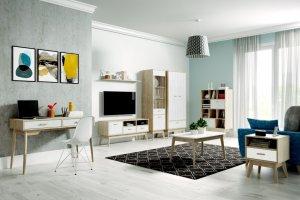 Модульная мебель в гостиную Калгари - Мебельная фабрика «Мебельград»