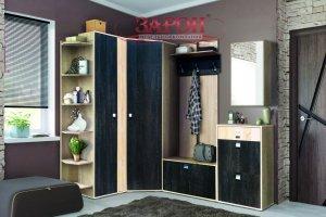Модульная прихожая Монако - Мебельная фабрика «Зарон»
