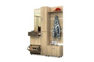 Модульная прихожая Оптима 4 - Мебельная фабрика «Мега»