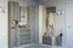 Модульная прихожая Визит-1 - Мебельная фабрика «Новосибирская Мебель»