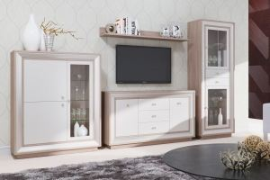 Модульная программа для гостиной Прато - Мебельная фабрика «Кураж»