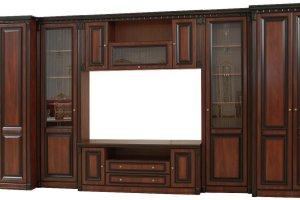 Гостиная модульная система Деметра 3 - Мебельная фабрика «Кубань-Мебель»