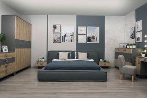 Модульная система для спальни Delta - Мебельная фабрика «Мирлачева»