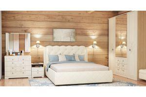Модульная система Капелла для спальни - Мебельная фабрика «Аквилон»