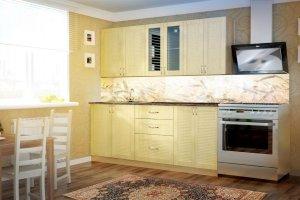 Светлая кухня модульная Прованс - Мебельная фабрика «Империя»