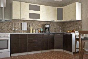Кухня модульная система Соло - Мебельная фабрика «Империя»