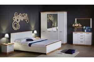 Модульная спальня Кантри - Мебельная фабрика «СБК-мебель»